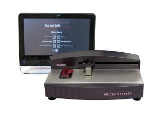 Coefficient of Friction Tester / COF Tester Hanatek